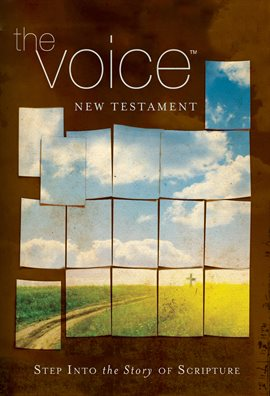 Cover image for The Voice Bible, New Testament