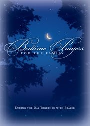 Bedtime prayers for the family cover image