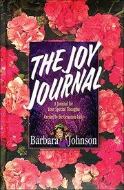 Joy journal cover image