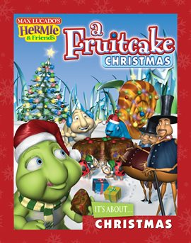 Cover image for A Fruitcake Christmas