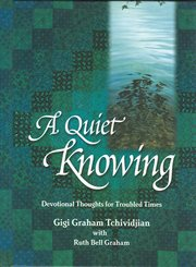 A quiet knowing cover image