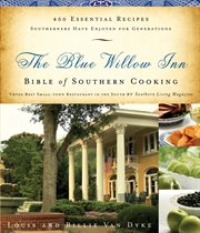 The Blue Willow Inn : bible of southern cooking cover image