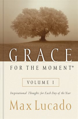 Cover image for Grace For The Moment
