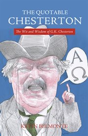 The quotable Chesterton cover image