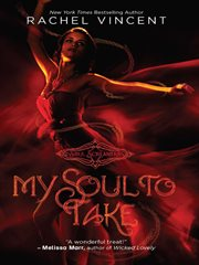 My soul to take cover image