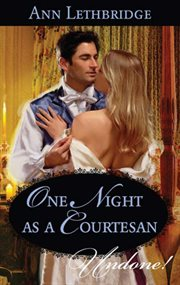 One night as a courtesan cover image