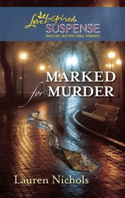 Marked for murder cover image