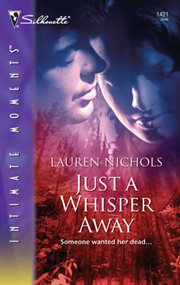 Just a whisper away cover image