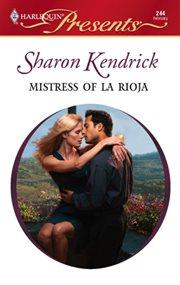 Mistress of La Rioja cover image