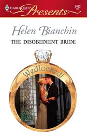 The disobedient bride cover image