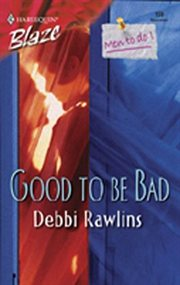 Good to be bad cover image