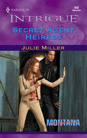 Secret agent heiress cover image