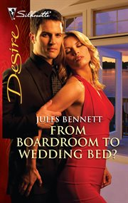 From boardroom to wedding bed? cover image