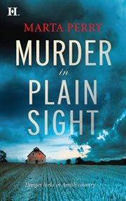 Murder in plain sight cover image