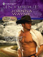 Genuine cowboy cover image