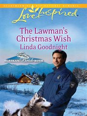 The lawman's Christmas wish cover image
