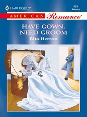 Have gown, need groom cover image