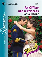 An officer and a princess cover image