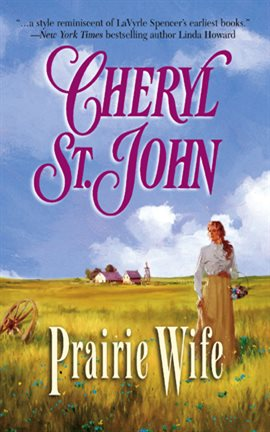 Cover image for Prairie Wife