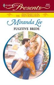 Fugitive bride cover image