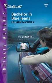 Bachelor in blue jeans cover image