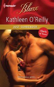 Just surrender-- cover image