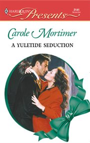 A yuletide seduction cover image