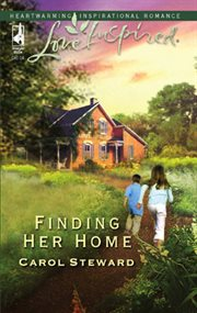 Finding her home cover image