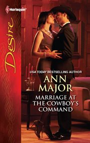 Marriage at the cowboy's command cover image