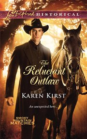 The reluctant outlaw cover image