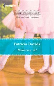 Balancing act cover image