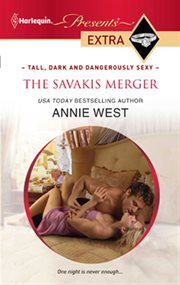The Savakis merger cover image