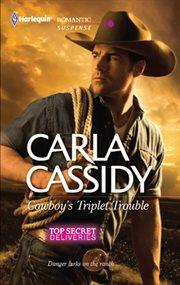 Cowboy's triplet trouble cover image