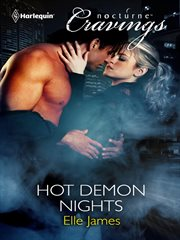 Hot demon nights cover image