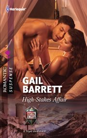 High-stakes affair cover image