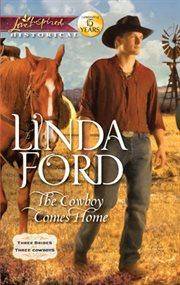 The cowboy comes home cover image