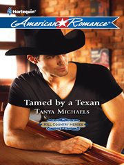 Tamed by a Texan cover image