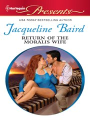 Return of the Moralis wife cover image