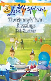 The nanny's twin blessings cover image