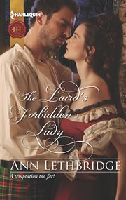 The laird's forbidden lady cover image