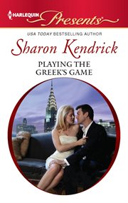 Playing the Greek's game cover image