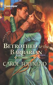 Betrothed to the barbarian cover image
