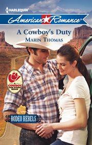 A cowboy's duty cover image