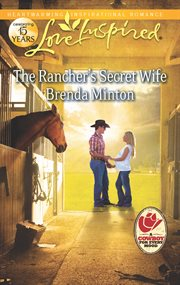 The rancher's secret wife cover image