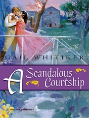 A scandalous courtship cover image