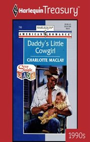 Daddy's little cowgirl cover image