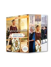 Christmas brides of Amish country cover image