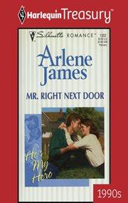 Mr. right next door cover image