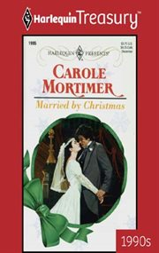 Married by Christmas cover image