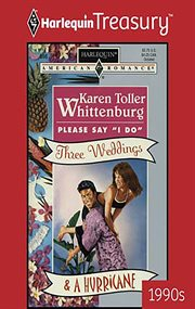 """Please say """"I do"""" cover image"""